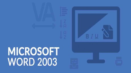 Learn MS Word 2003 online - in Hindi
