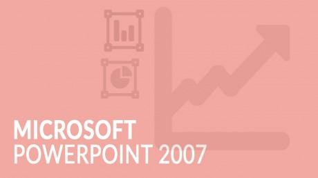 How to use Microsoft powerpoint 2007 - in Hindi