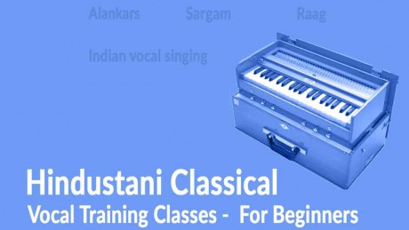Hindustani Classical Vocal Training