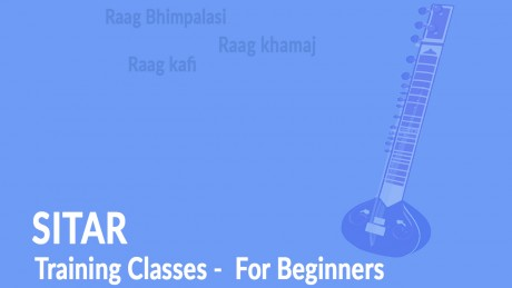 Sitar learning course