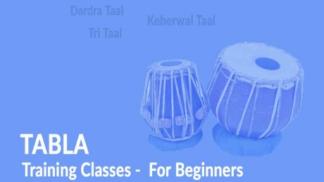 Tabla Training Classes